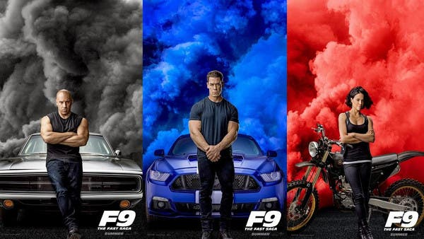 Fast Furious 9 Film Teases Cast Posters Including New Joiner John Cena