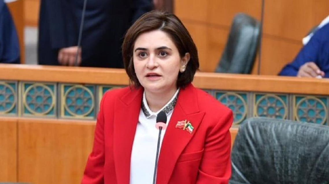 Kuwait Minister of Social Affairs resigns. (Photo: Twitter)