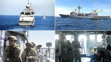 ختام المناورات البحرية المصرية السعودية في البحر الأحمر