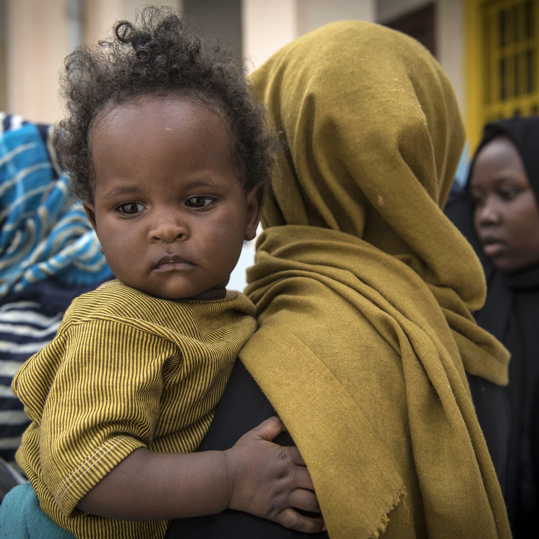 الأمم المتحدة تعلق عملياتها بمركز لاجئين في طرابلس