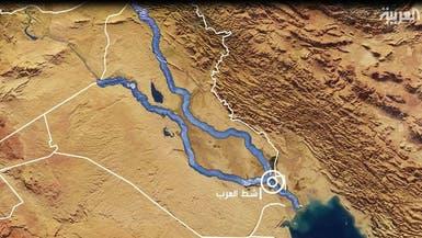 دجلة والفرات: بداية الانتفاض في العراق