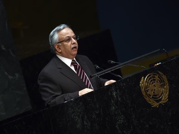 """مندوب السعودية بالأمم المتحدة ينفي دعوة """"الجعفري"""" لمنزله"""