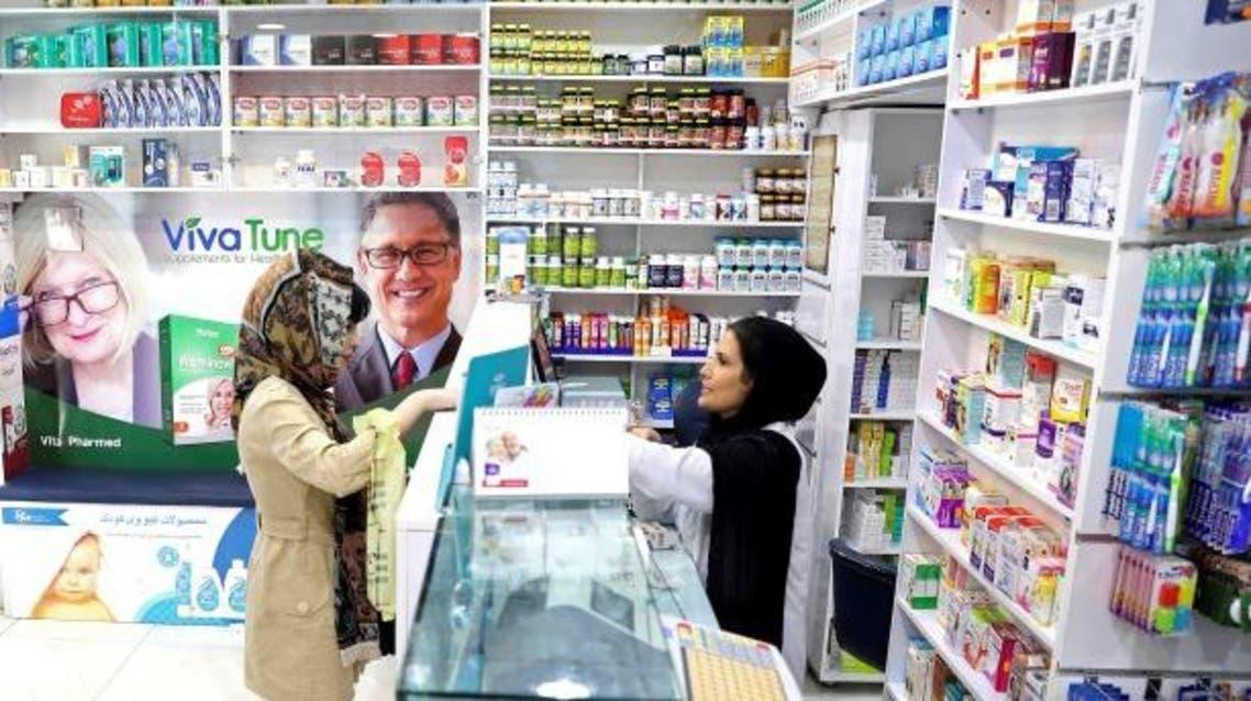 أدوية إيران