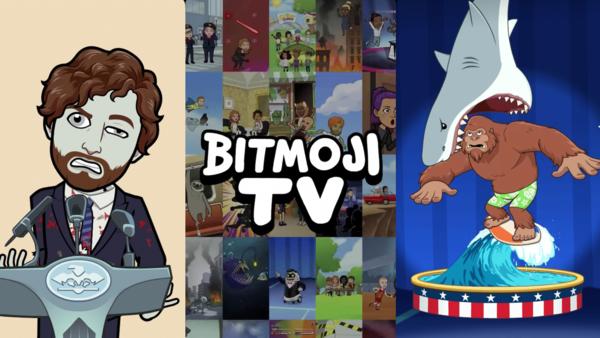 سناب شات تطلق Bitmoji TV.. سلسلة رسوم متحركة أنت بطلها