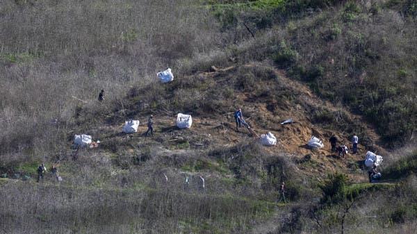 تقارير: طائرة براينت لم يصرح لها بالتحليق في أجواء غائمة