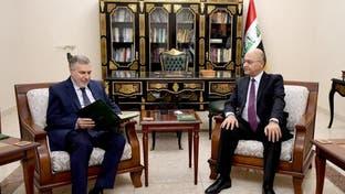 العراق.. حكومة علاوي أمام البرلمان الاثنين