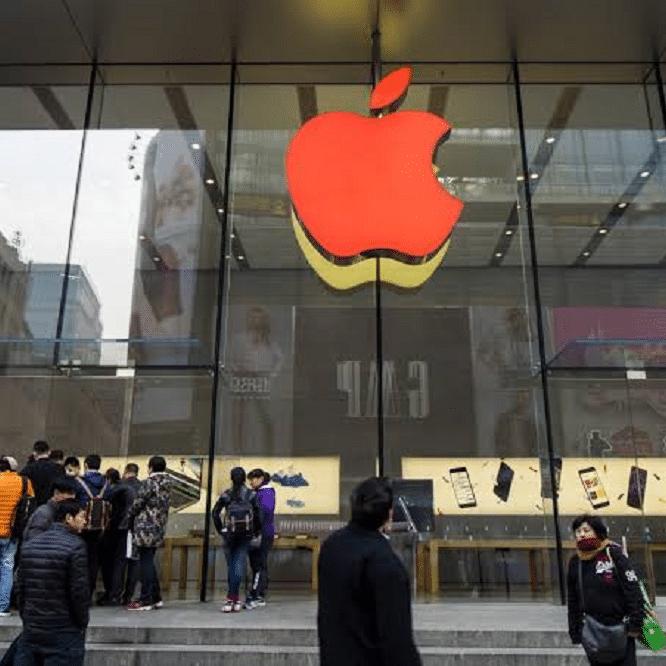 آبل تعيد فتح متاجرها في بكين اليوم