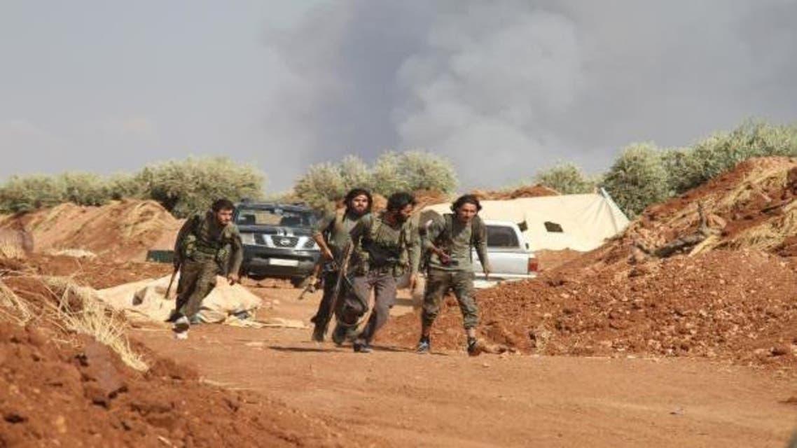 اشتباكات-قوات-النظام-السوري-و-الفصائل8