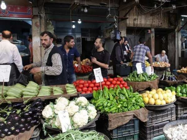 النظام السوري يبيع أغذية أساسية بالبطاقة