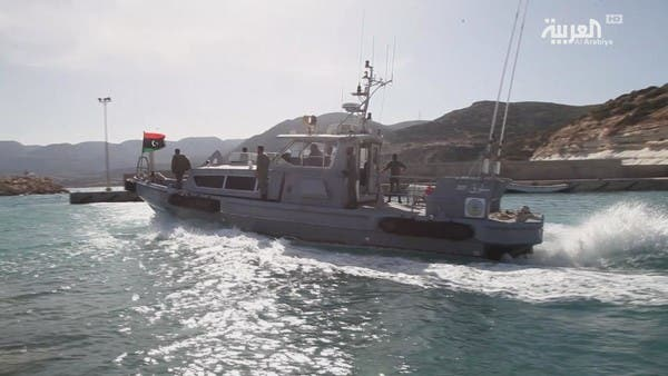 """فرقاطة يونانية تنضم لعملية """"إيريني""""  لمراقبة حظر الأسلحة لليبيا"""
