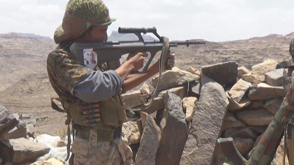 شاهد الجيش اليمني يكبد الحوثيين خسائر فادحة بالجوف ونهم