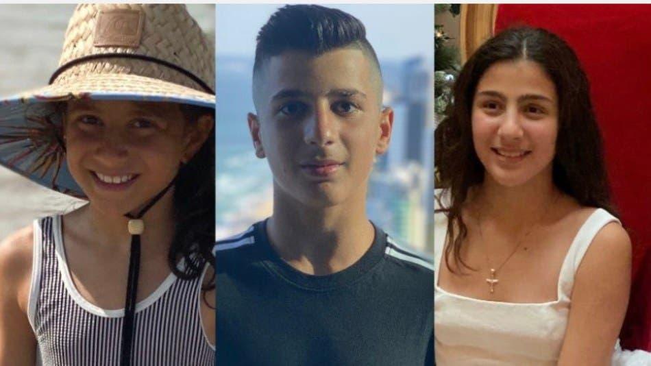 الاخوة الثلاثة قتلهم أسترالي مخمور