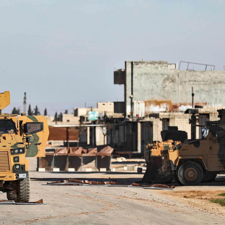 المرصد: قوات النظام تقتحم مدينة سراقب شمال سوريا