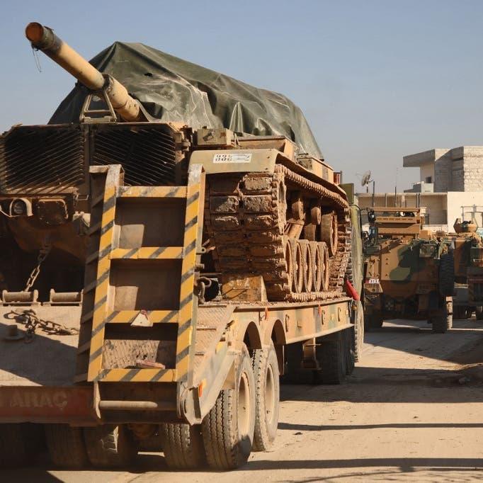 أرتال عسكرية تركية تدخل سوريا.. والوجهة إدلب وحلب