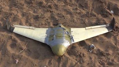 اليمن.. الدفاعات الجوية تسقط مسيرتين مفخختين للحوثيين