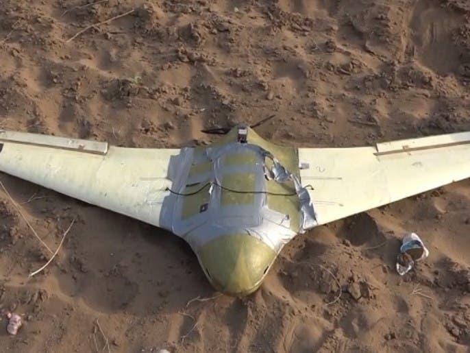الجيش اليمني يسقط طائرتين مسيّرتين للحوثيين