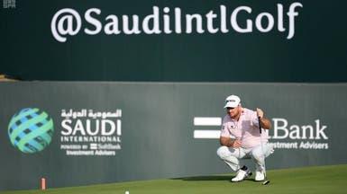 الأيرلندي مكداول يتصدر اليوم الثالث في البطولة السعودية للغولف
