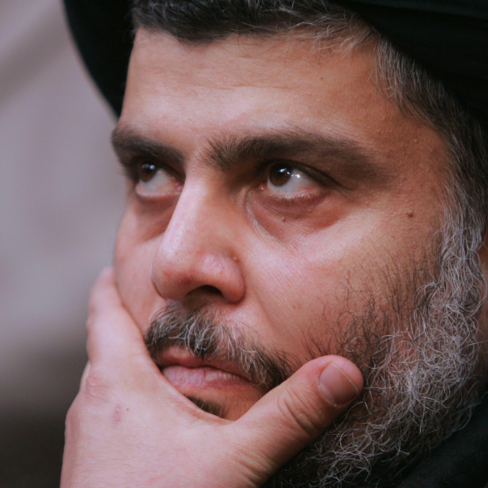 """الصدر: بعض فصائل """"الحشد"""" تعمل على إضعاف العراق"""