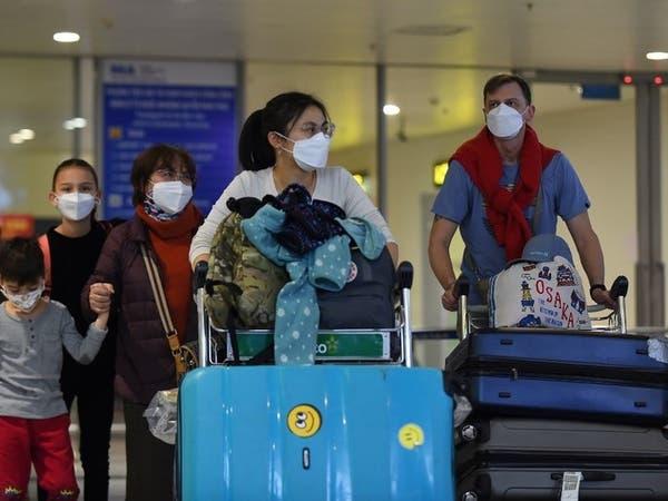 الإمارات: إجراءات طبية للقادمين من بكين تستغرق 8 ساعات