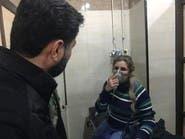 صورة تظهر مسؤول الإسعاف الحربي الإيراني في سوريا