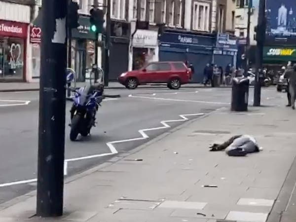فيديو جديد لداعشي لندن قبل تنفيذ هجومه بلحظات