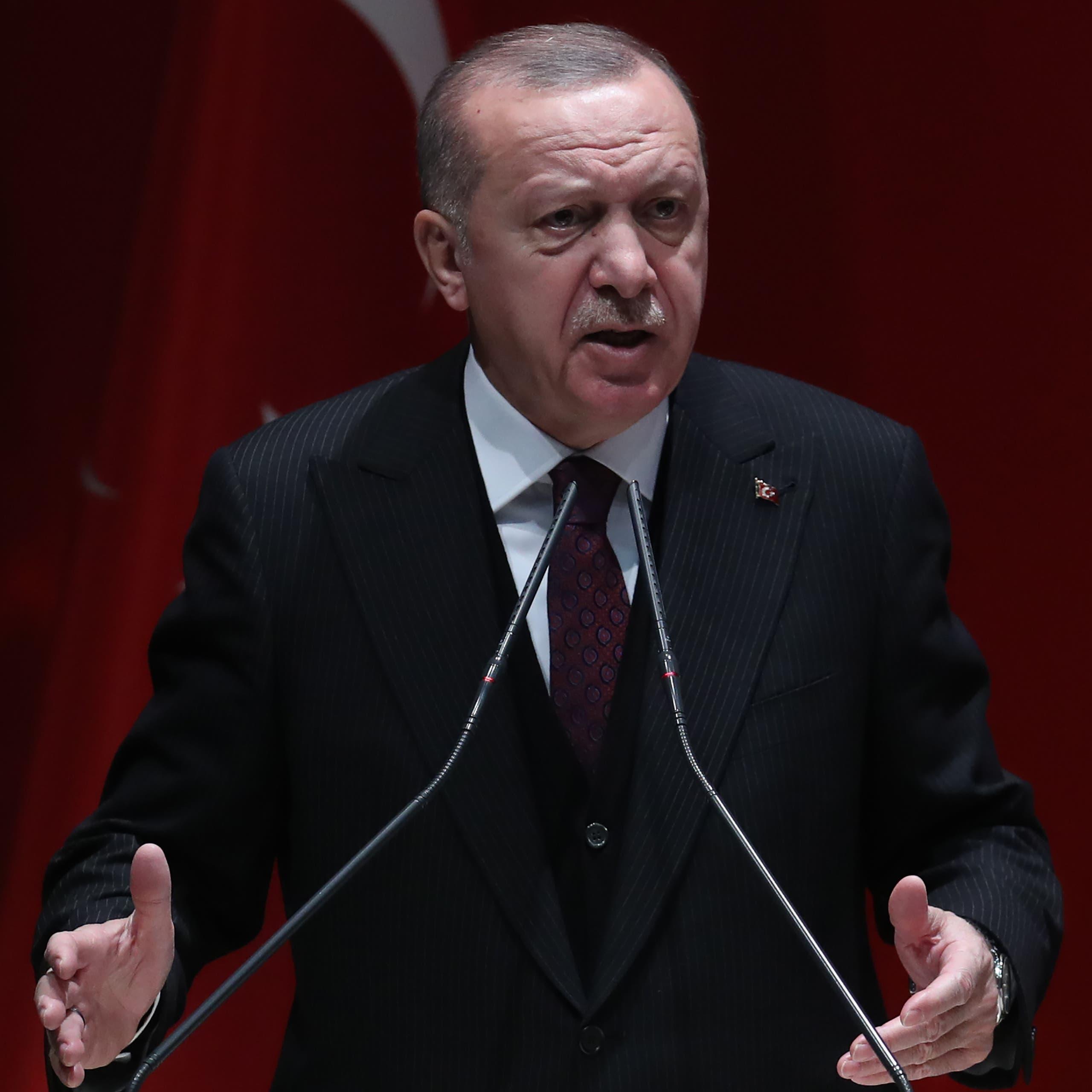 """أردوغان: التطورات في إدلب أصبحت """"خارج نطاق السيطرة"""""""