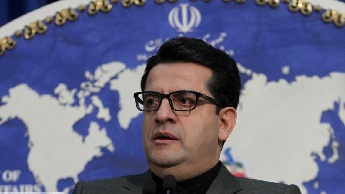 Foreign Ministry spokesman Abbas Mousavi - IRNA - Feb 3