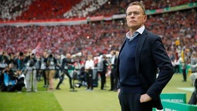 ميلان ينفي مفاوضة المدرب الألماني رالف رانغيك