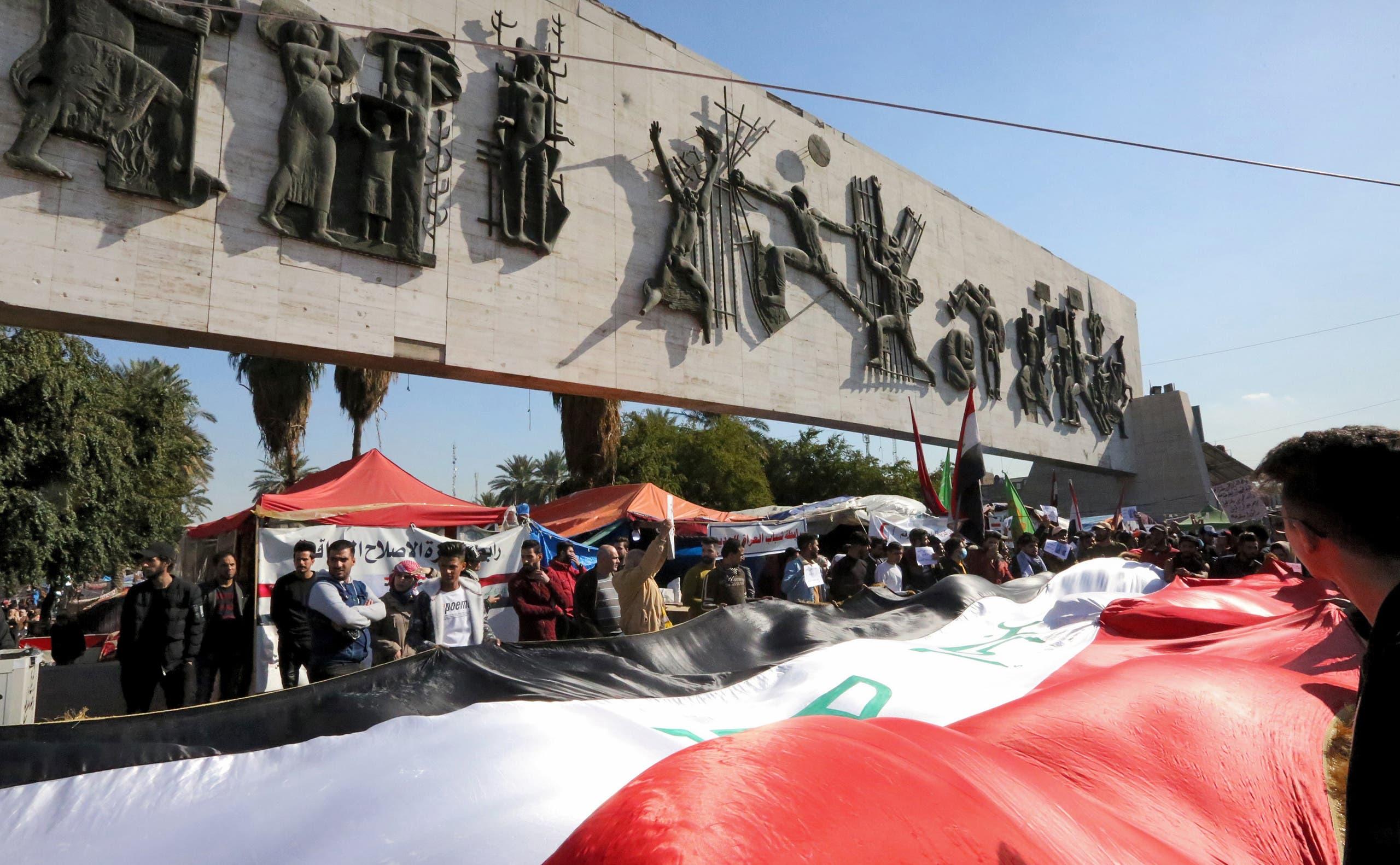 من بغداد (2 فبراير 2020- فرانس برس)