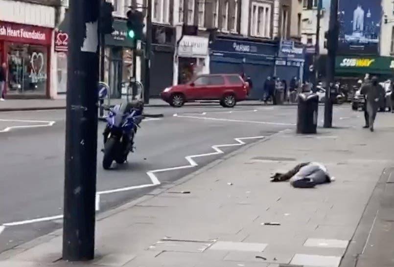 هجوم لندن - رويترز