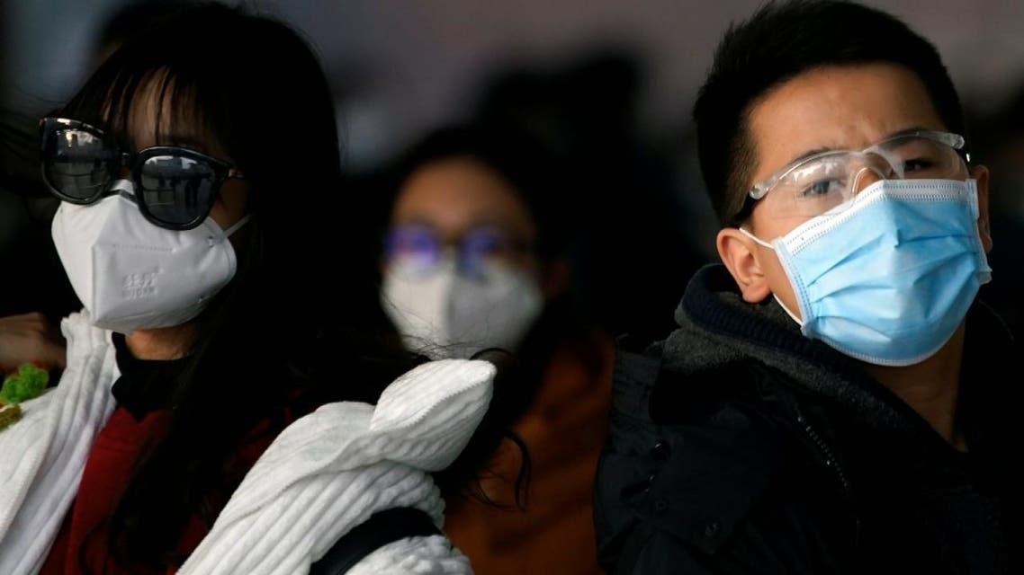 الصين تستنجد ..المزيد من الأقنعة