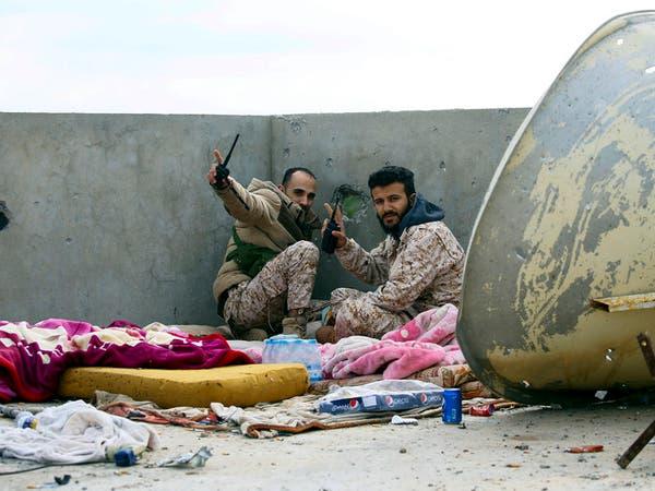 أردوغان يقر بوجود مرتزقة سوريين في ليبيا