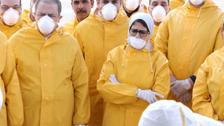 مصر تكشف تفاصيل جديدة عن الأجنبي الثاني المصاب بكورونا