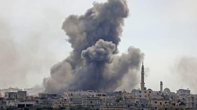 قوات النظام السوري تتقدم شرق سراقب.. وتسيطر على المزيد في إدلب