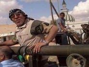 شاهد.. ذراع الإخوان يقود معارك الوفاق نحو سرت