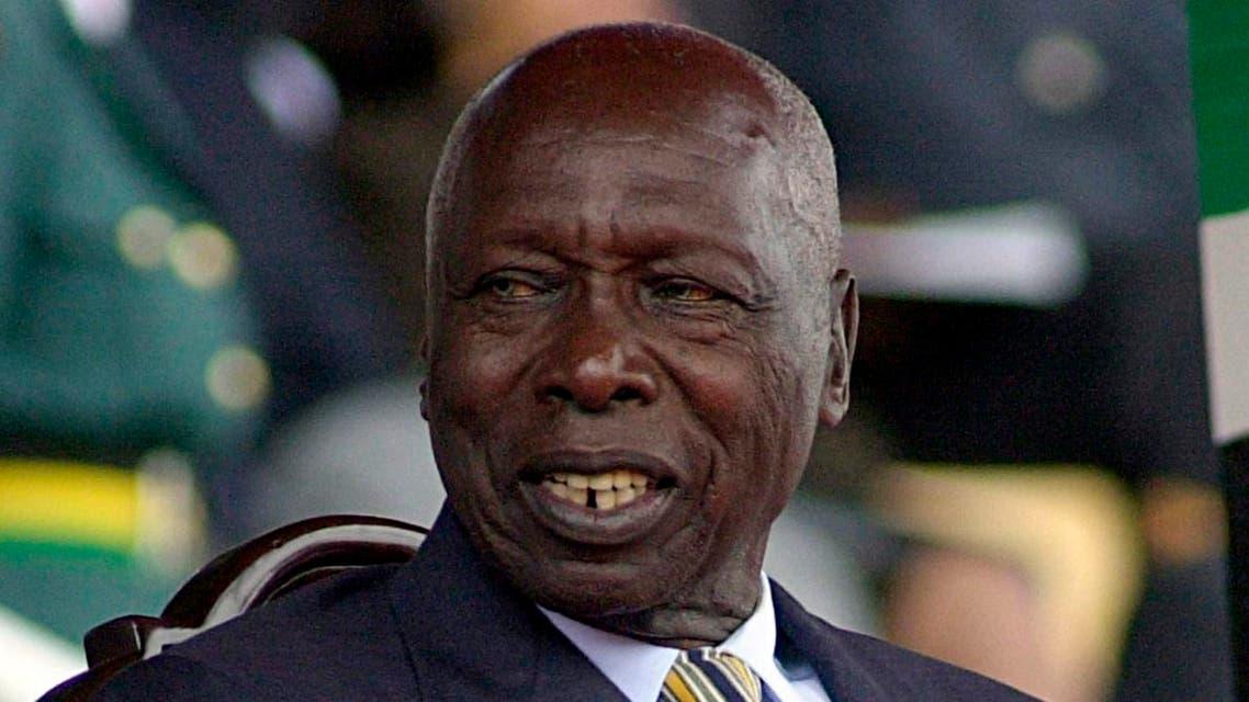 This October 2002 file photo shows shows former Kenya's President Daniel arap Moi. (File photo: AP)