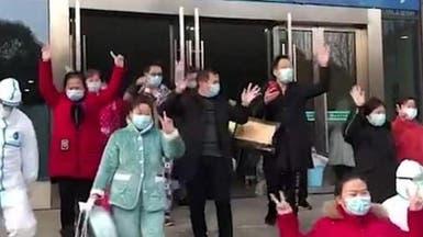 فيديو من معقل كورونا.. فرحة ناجين من الفيروس
