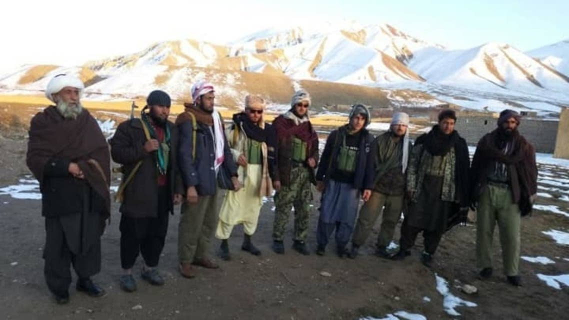 59 جنگجوی طالبان تسلیم نیروهای امنیتی افغان شدند