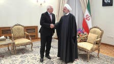 Rouhani says Iran ready to work with EU to resolve nuclear deal issues