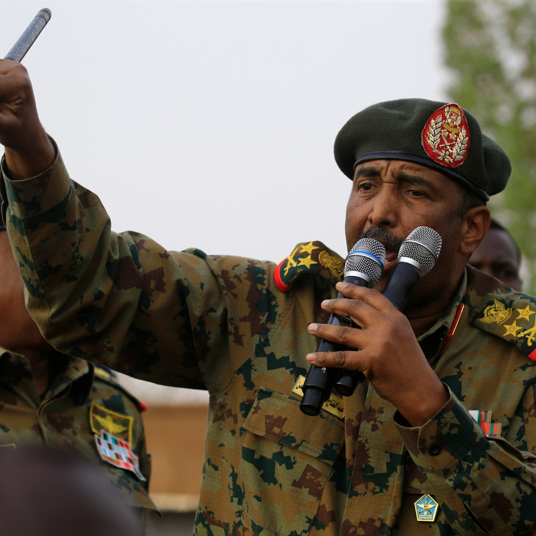 البرهان: البعض في السودان يحاول إقصاء القوات المسلحة