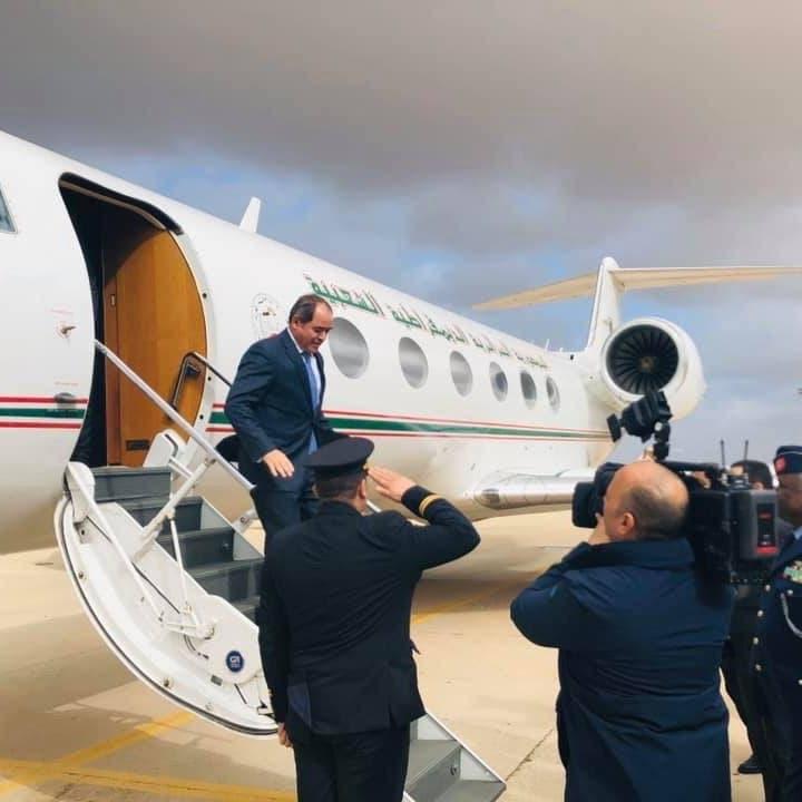 وزير خارجية الجزائر في ليبيا ودعوة خاصة لحفتر