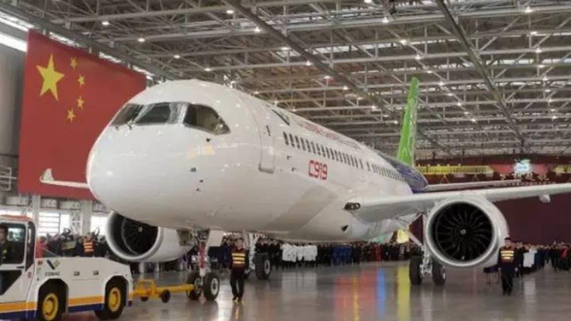 مصنع إيرباص في الصين