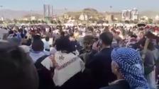 صنعاء.. تظاهرات حاشدة لمطالبة الحوثي بالإفراج عن اللواء الضبيبي