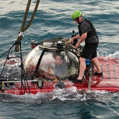 علماء يغوصون لاكتشاف أعماق المحيط الهندي المظلم