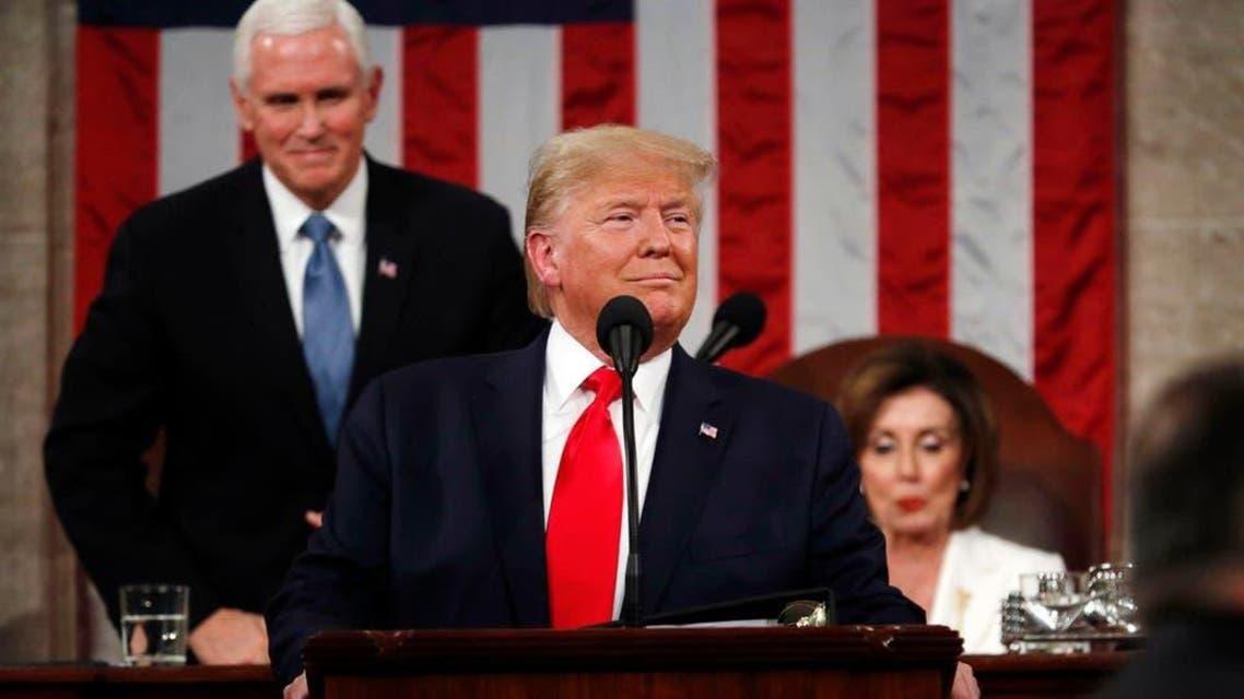 ٹرمپ کا کانگرس سے خطاب