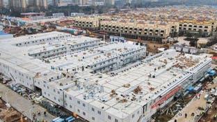 برای مقابله با کرونا: چینیها در 8 روز یک بیمارستان ساختند