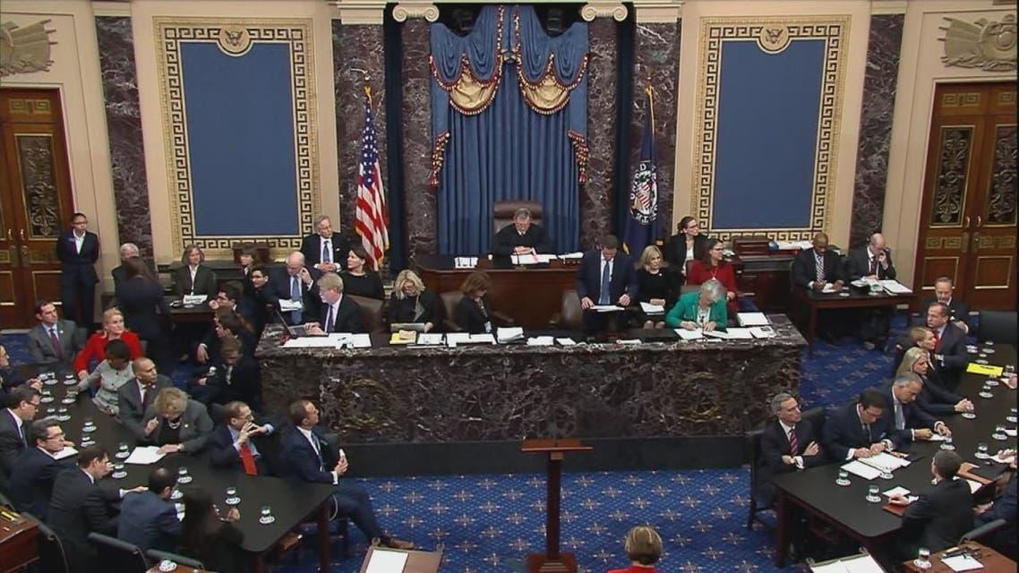 الكونغرس يسقط قضية عزل ترمب