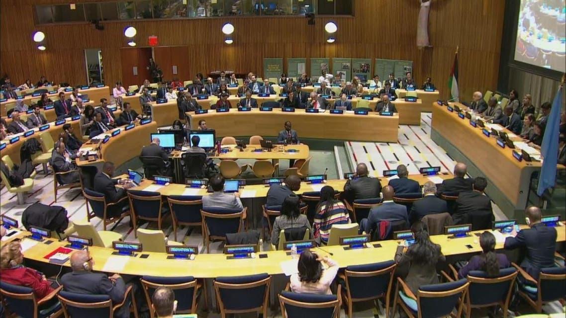 مشروع قرار فلسطيني على طاولة مجلس الأمن