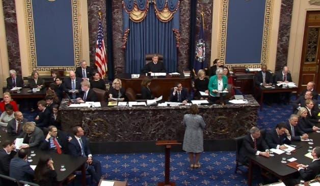 """مجلس الشيوخ الأميركي """"أرشيفية"""""""