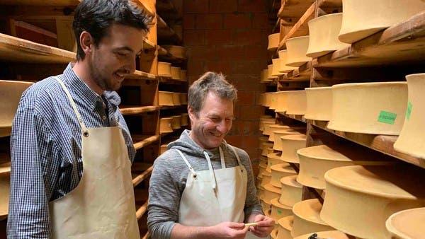 بالصور.. تعرف على أشهر أطباق الجبن الفرنسي بأعالي الألب